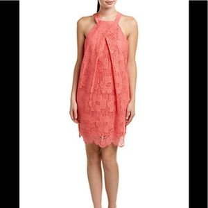 Trina Turk Women's Felisha St. Lucia Lace Dress 10